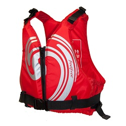 Feelfree Buoyancy Aid - Red/Silver