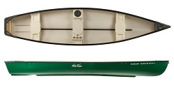 Old Town Rogue River Canoe with Square Stern for Motors