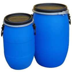 Storage Barrels for Canoes
