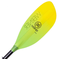 Paddles for touring and sea kayaking