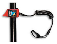 North Water Coiled Paddle Leash