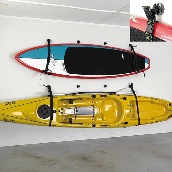 Railblaza StarPort Wall Sling & Kayak Storage Mounts | Equipment