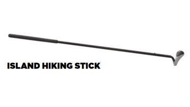 Hobie Island Hiking Stick