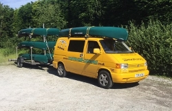 Cornwall Canoes Trade Suppliers