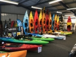 Cornwall Canoes Shop - Fishing Kayaks