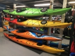 Cornwall Canoes Shop - Touring Kayaks