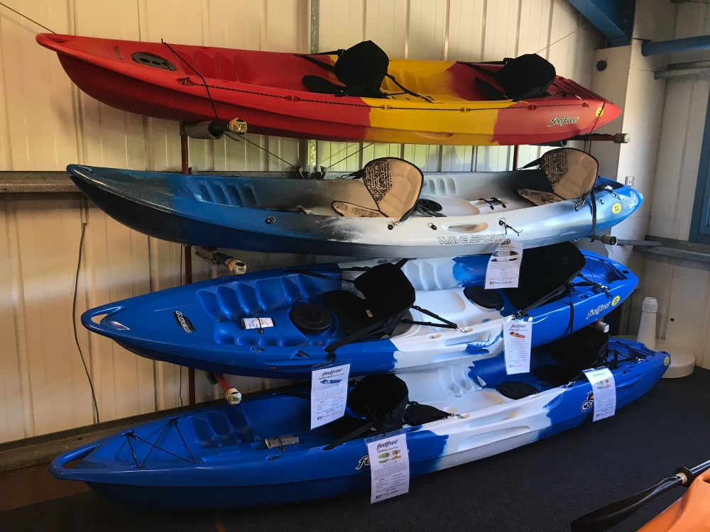Cornwall Canoes | Kayak & Canoe Store | Call 01726 862 798