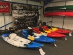 Cornwall Canoes Shop - Single Sit On Tops