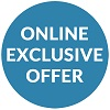 Online Exclusive Kayak Offer