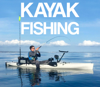 Cornwall Canoes - Kayak Fishing Specialists