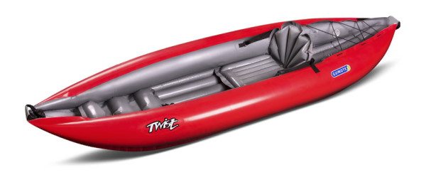 Gumotex Twist 1 Inflatable Canoe
