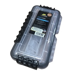 Plano Waterproof Tackle Box - Small Yellow