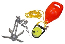 Quick Release Kayak Anchor Equipment