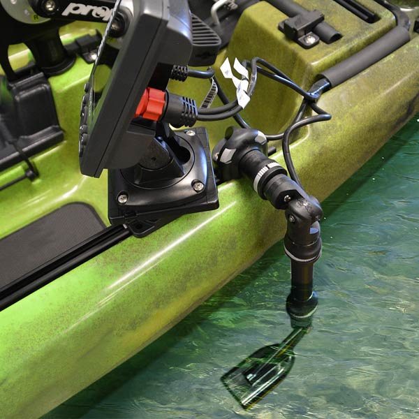 railblaza fish finder and transducer mount | fish finder, Fish Finder