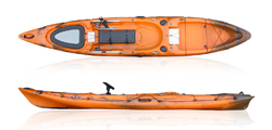 RTM Abaco 4.20 Luxe in Orange