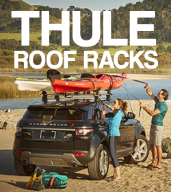 We sell THULE Car Roofracks