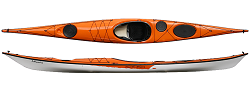 North Shore Atlantic Composite GRP Sea Kayak