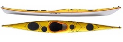 Valley Sirona Composite GRP Sea Kayak