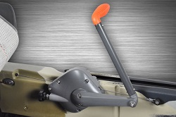 Steering Handle for the Feelfree Lure OverDrive Rudder system