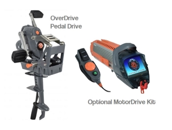 Feelfree Overdrive Pedal/Motor Upgrade Kits