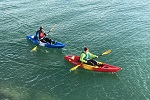 Feelfree Roamer 1 Sit-On-Top Kayak - great for gentle calm water touring