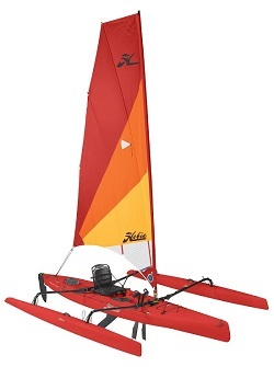 Hobie Adventure Island - 2019 - Hibiscus Red