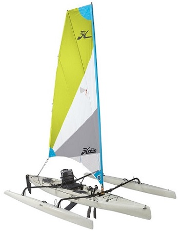 2019 Adventure Island from Hobie Kayaks