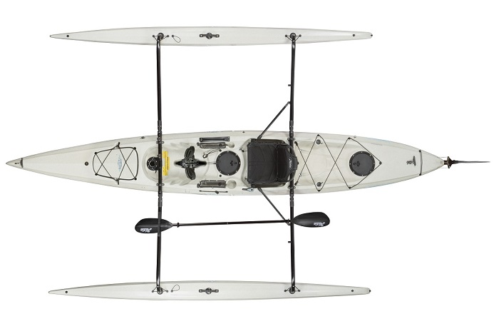 Hobie Adventure Island 2019 Top View