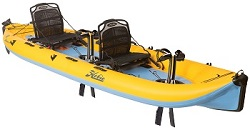 Tandem Hobie Kayaks Inflatable i14T