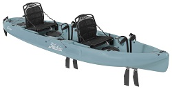 Hobie Mirage Drive Outfitter 2018 tandem kayak for sale