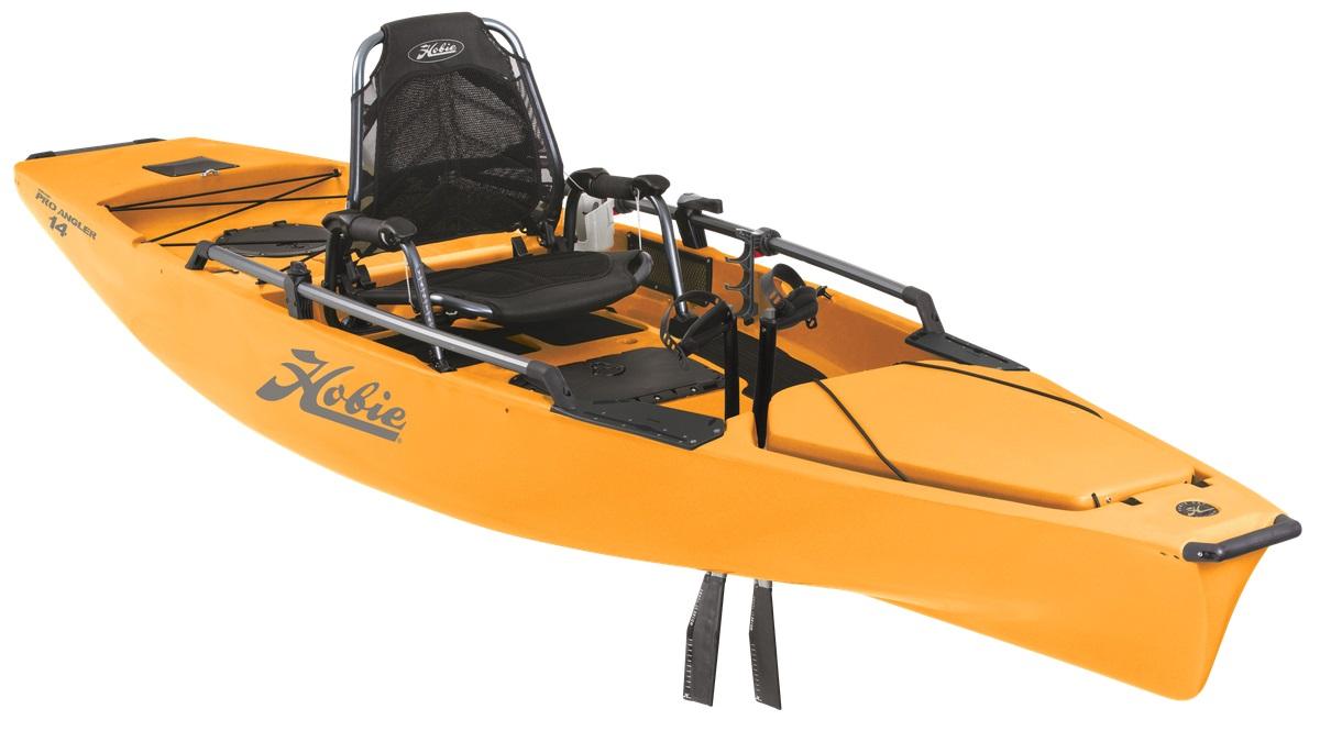 Hobie Pro Angler 14 2019 Mirage Drive Pedal Kayaks