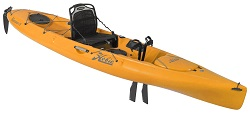 Hobie Revolution 13 2018 Orange Papaya
