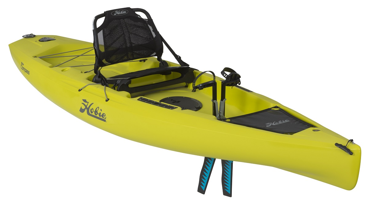 Hobie Mirage Compass 2019 Mirage Drive Pedal Kayaks