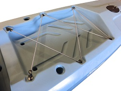 Hobie Compass Cargo Tank Well