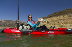 The Revolution 11 is a great small fishing kayak