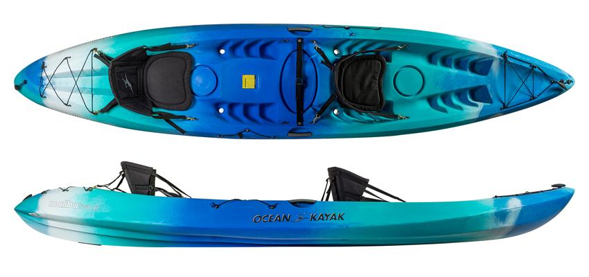 Ocean Kayak Malibu 2 XL Tandem Sit On Top Kayaks