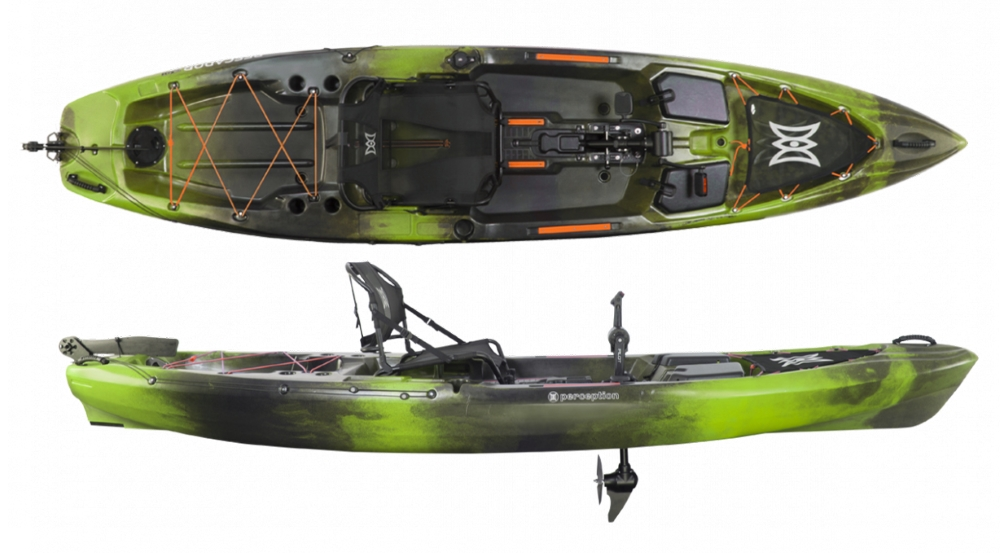 Perception Pescador Pilot 12 0 | Cornwall Canoes