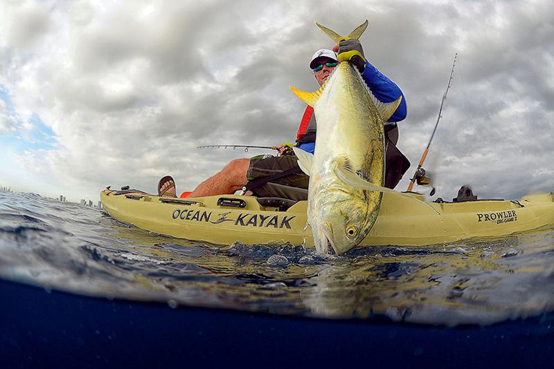 Ocean Kayaks Prowler Big Game 2 Fishing Kayaks