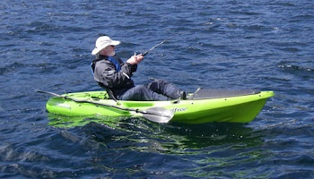 Fishing Kayaks & Fishing Sit On Tops | Cornwall Canoes