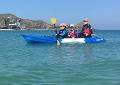FeelFree Gemini Sport Tandem Kayak in Cornwall