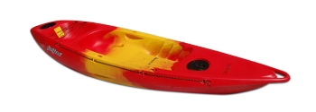 Feelfree Roamer 1 in red yellow red colour