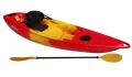 FeelFree Roamer 1 Sit-On-Top Kayak Deluxe Package
