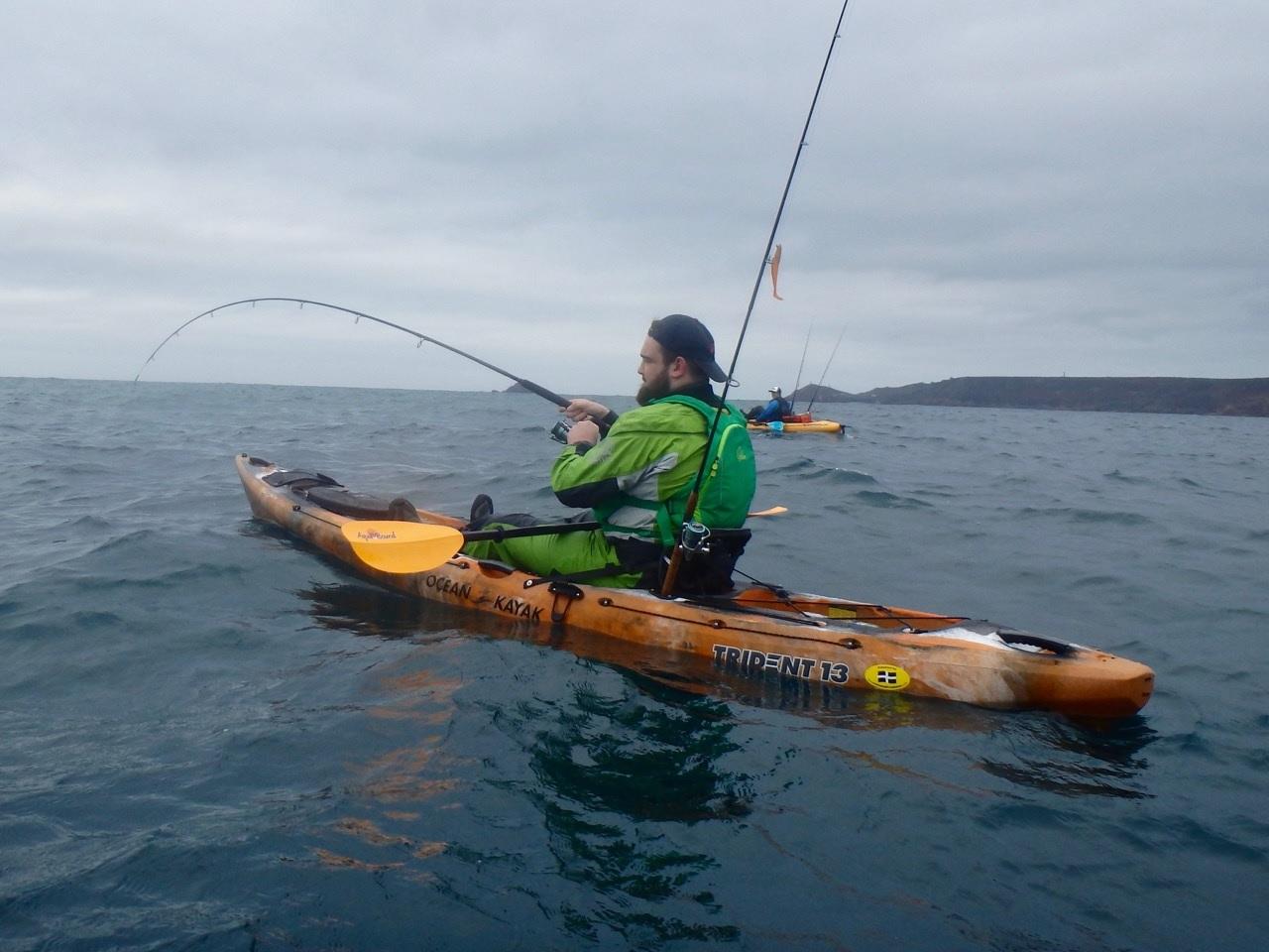 Ocean kayak trident 13 2017 sit on top kayaks for 2017 fishing kayaks