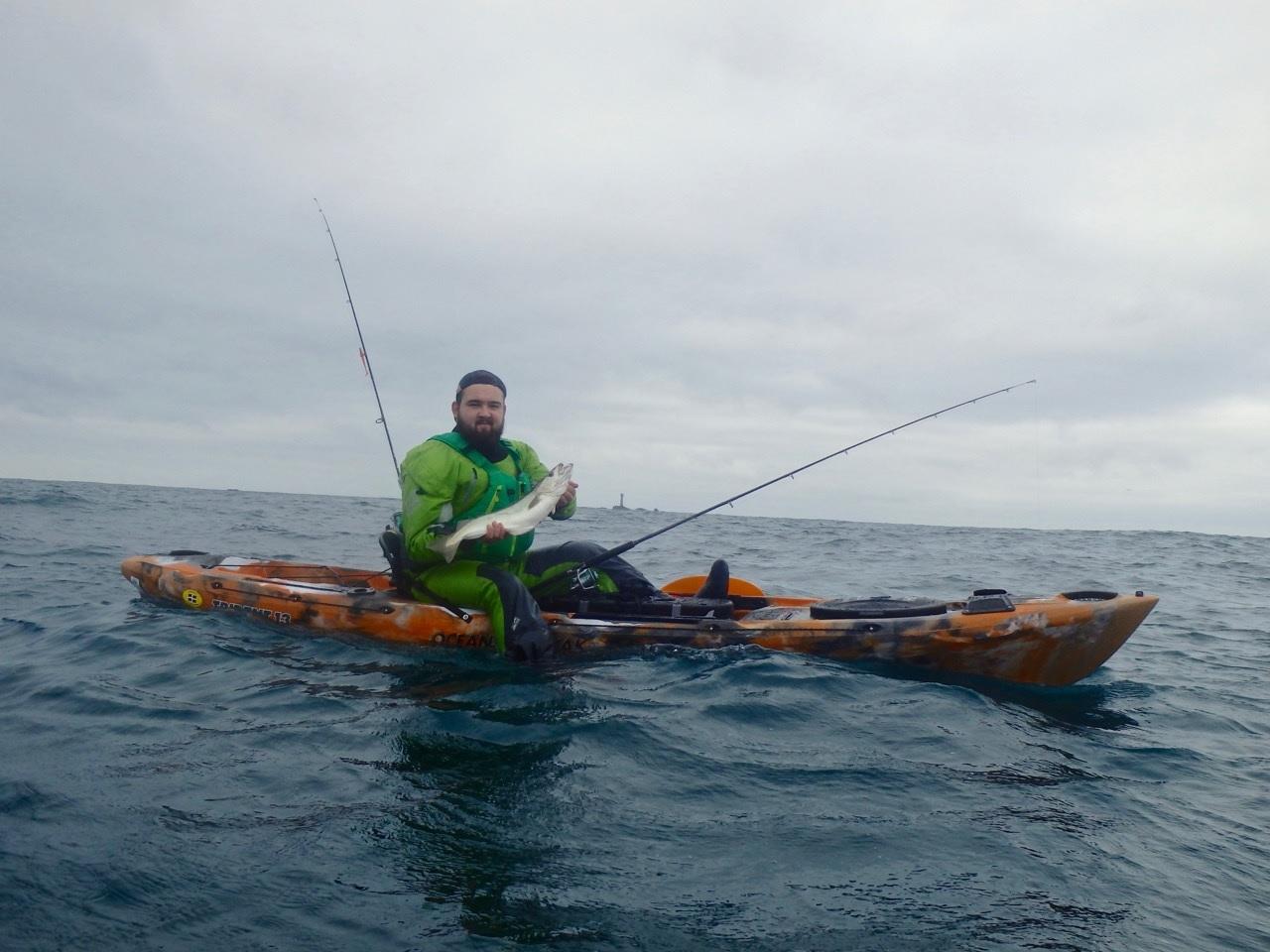 Ocean kayak trident 13 2017 sit on top kayaks for Best fishing kayak 2017