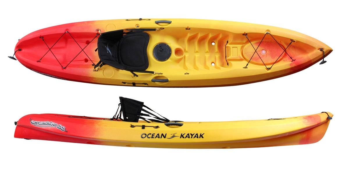 Ocean Kayaks | Cornwall Canoes