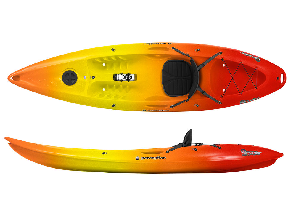 Perception Kayaks | Cornwall Canoes