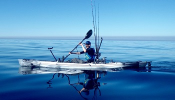 High Performance Specialist Fishing Kayaks