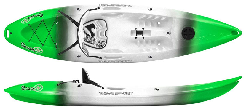 Wavesport kayak xxx sale