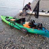 Kayak Fishing Viking Profish 400
