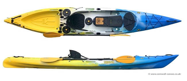 Viking Profish Reload Fishing Kayak